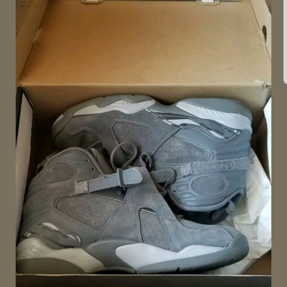 62b601ec9adbbd Jordan Other - Cool grey  wolf Jordan retro 8